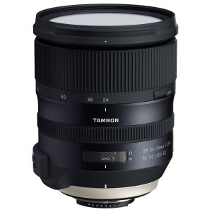 $799 (原价$1199)Tamron SP 24-70mm f/2.8 Di VC USD G2 镜头
