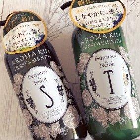 $17.8 / RMB113.7AROMAKIFI 无硅洗发护发套装 滋润光滑型 特价