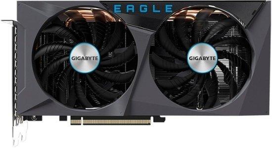 - NVIDIA GeForce RTX 3060 Ti EAGLE OC 8G GDDR6 PCI Express 4.0 Graphics Card Black
