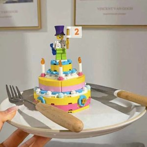 Lego生日蛋糕 40382