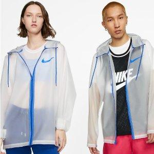 折扣区5折起Nike 春夏外套好价 收休闲运动外套、开衫 运动休闲新风尚