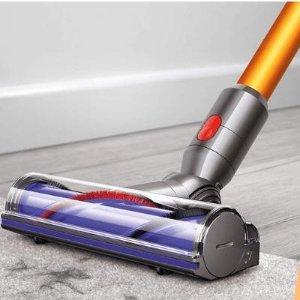 低至8折 享受舒适便捷Dyson V8 宠物版吸尘器、AM09 冷暖两用风扇特卖