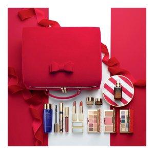 Estee Lauder全网最低价!价值€460+2020圣诞大礼盒