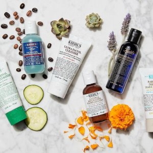 Free sampleswhen you sign up @ Kiehl's