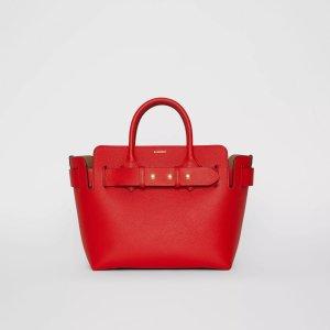 BurberryThe Small Leather Triple Stud Belt Bag