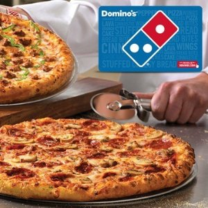 $5 (Invitation only)Domino's $10 eGift Card @ Groupon