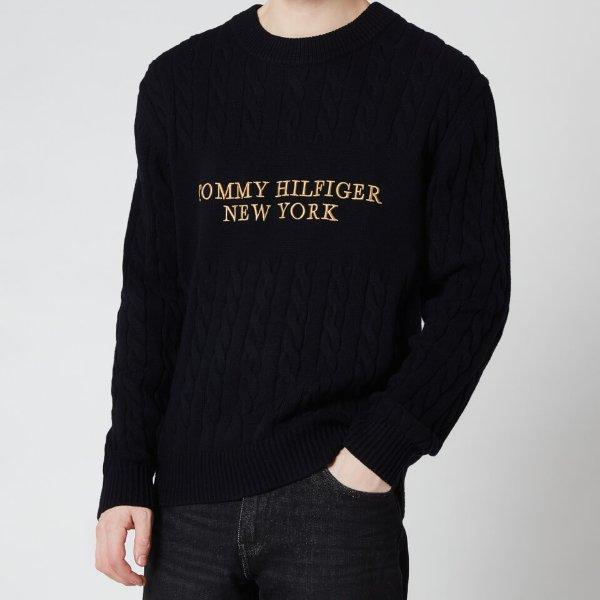 男士针织衫 新款
