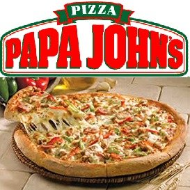 50% OffPapa John's All Pizzas at Regular Menu Price