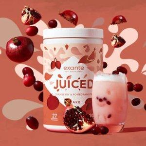 蔓越莓&石榴代餐低脂奶昔