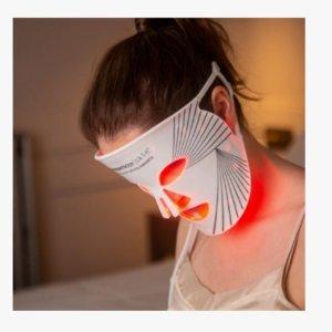 无门槛7折 速收抗衰老神器Currentbody 红外线LED光疗面膜闪促中 4周显著减少脸部皱纹