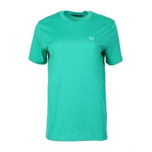 Acne StudiosFace T-shirt Emerald Green