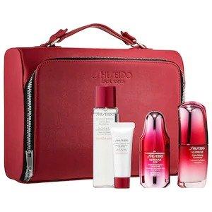 Shiseido价值$209红腰子套装