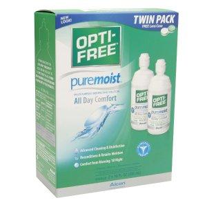 Opti-freePureMoist Multi-Purpose Disinfecting Solution