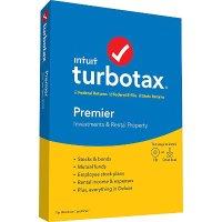 TurboTax 高級版+ State 洲稅 2019 Tax