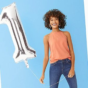 Up to 50% Off + Extra 15% Off1000+ Items @ LOFT Outlet