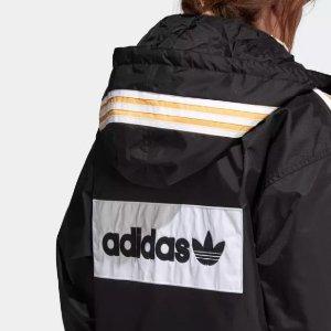 低至5折+额外7折+包邮adidas 羽绒服, Parka外套, 时尚夹克等促销, 新款也参加哦