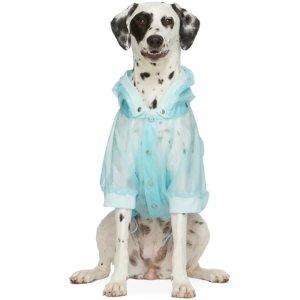 Moncler Genius秀场宠儿透明雨衣