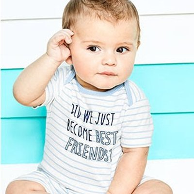 Extra 20% Off + Spend Fun CashNew Markdowns: Carter's Kids Apparel Clearance