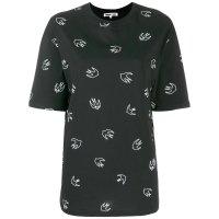MCQ ALEXANDER MCQUEEN 燕子T恤