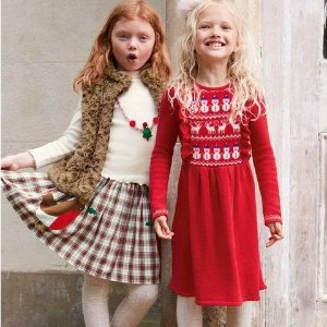 30% Off + Select Styles 40% OffMini Boden Black Friday Sale