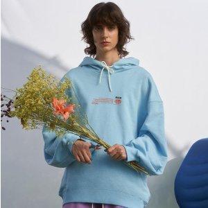 低至5折+折上7折Luisaviaroma 早秋卫衣专场 收APC、off white、Nike百搭款
