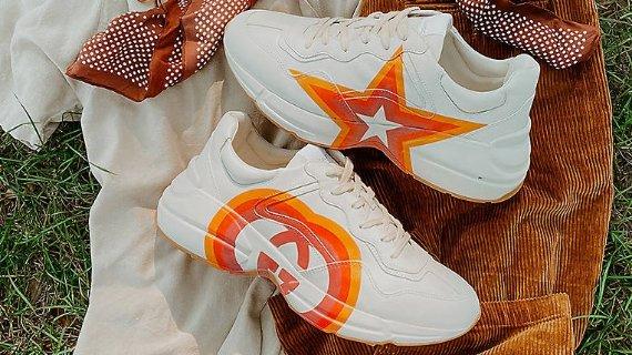中秋节好礼!Gucci老爹鞋$474!