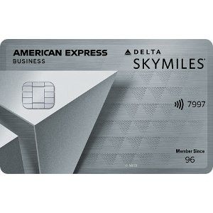 Limited Time Offer: Earn 70,000 bonus miles and 5,000 Medallion® Qualification Miles (MQMs). Terms Apply.Delta SkyMiles® Platinum Business American Express Card