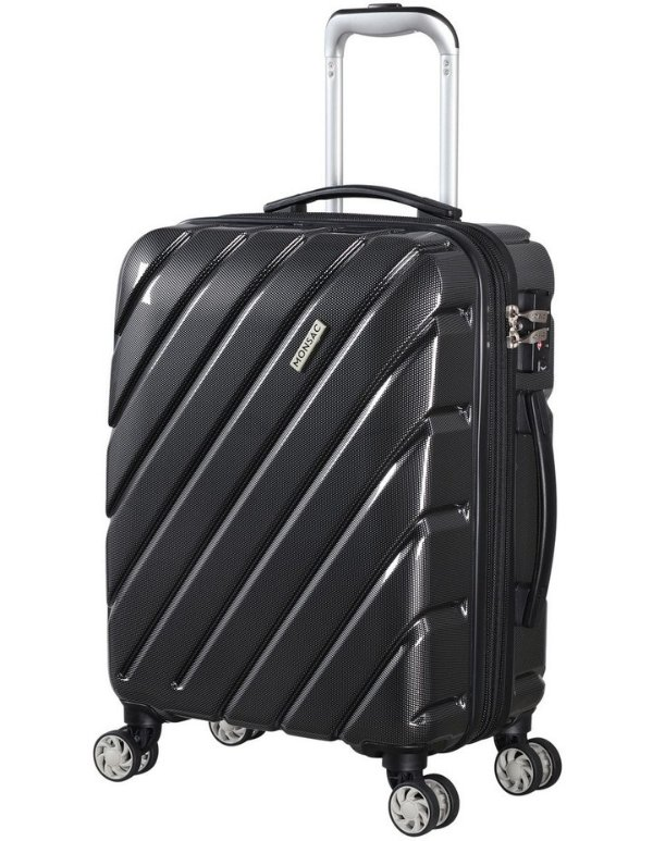 行李箱 56cm/ 3.2kg CharcoalBarcelona Dot Hardside Case 56cm/ 3.2kg Charcoal