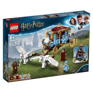 Lego哈利波特 布斯巴顿的马车:抵达霍格沃茨 (75958)