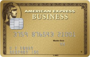 Earn 50,000 Membership Rewards® points. Terms Apply.The Business Gold Rewards Card from American Express OPEN