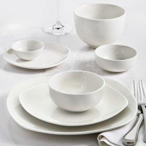 黑五价:Tabletops Unlimited 餐具42件套