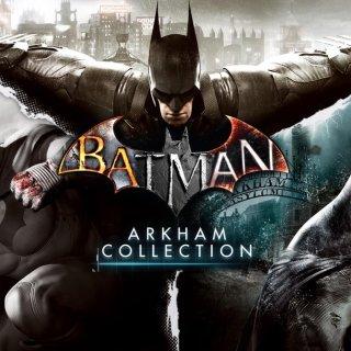 FreeBatman: Arkham Collection + The LEGO Batman Trilogy Pack