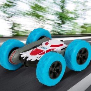 史低价:Veecort 四驱遥控特技车玩具,可双面翻转