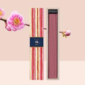 低至$4.97 香甜白桃香$7.74日本亚马逊 日本香堂 室内香薰线香 多种香味可选