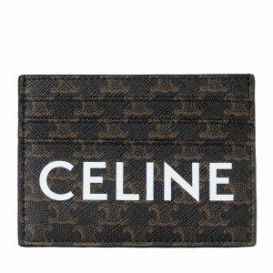 CelineLogo 老花卡包