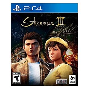 Shenmue 3 莎木3 - PlayStation 4