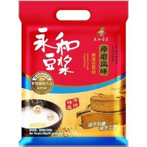 永和原磨风味豆浆粉 原味 10.58 OZ