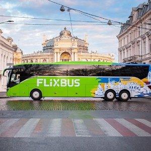 超值出行票价Flixbus 从 Erfurt 出发前往柏林或法兰克福 票价为€1
