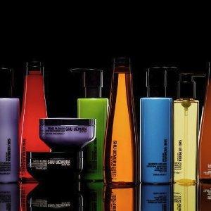 7.5折Shu Uemura Art of Hair 洗发护发产品促销
