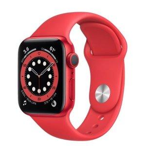 $265包邮 44mm版 $295收Apple Watch Series 6 新款智能手表 40mm GPS版