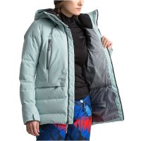 The North Face 女士连帽防风雪大衣
