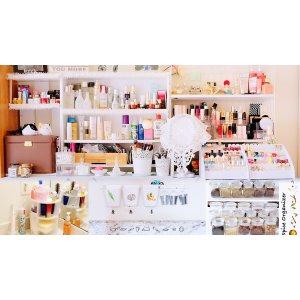 实用又高颜值的家居收纳美容品、厨具、洗浴用品,25+1款收纳神器总有一款适合你