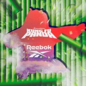 $120起 会员提前享上新:Reebok X 功夫熊猫联名潮鞋 收中国风Instapump