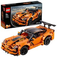 Lego Technic 雪佛兰超级跑车科尔维特ZR1 42093