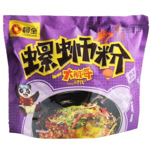 LQ- Instant Spicy Rice Noodle (Sauerkraut )