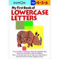 kumon 读写小写字母