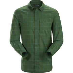 Arc'teryxRiel Long-Sleeve Button-Up Shirt - Men's