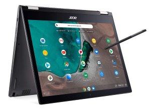 $699.99 (原价$899.99)Acer Chromebook Spin 13 笔记本 (i5-8250U, 8GB, 128GB)