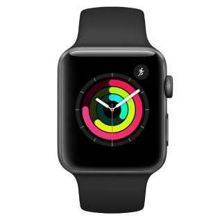 $229Apple Watch Series 3 GPS 42mm 智能手表深空灰