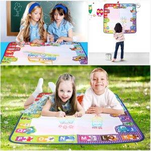 €12.99 (原价€32.99)PEDY 画画毯早教玩具 培养孩子的艺术细胞